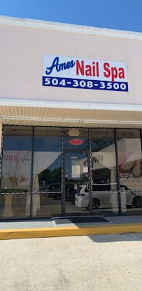 Nail spa business for lease Marrero