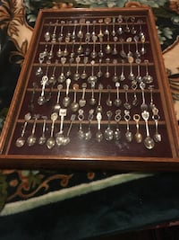 Spoons collection around the world
