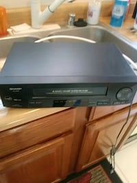 Sharp VC A410 VCR player Springfield, 22153