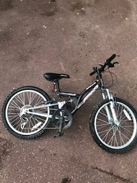 Black bike. Not damaged Cobham, KT11 2DG