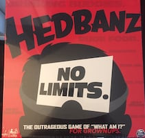 HEDBANZ A BOARD GAME FOR ADULTS
