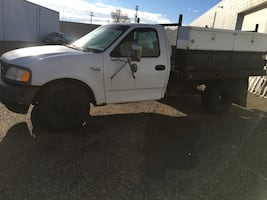 1998 Ford F-150 Stake Bed Truck