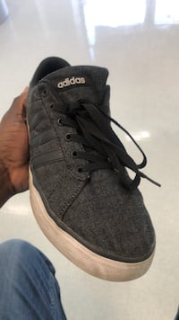 Used black and gray adidas Germantown, 20874