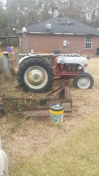 8N ford tractor with 4ft box blade and bush hog  Bay Minette, 36507