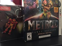 Metroid Samus Returns Special Edition with keychain Oshawa, L1H