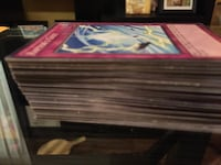Yu-Gi-Oh 2nd gen trading cards. 78 counted  Springfield, 22150