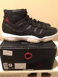 Air Jordan retro 11 72 10 Manassas, 20109