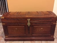 Wooden Chest Springfield, 22150