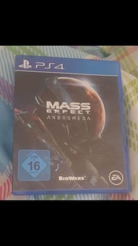 Sony PS4 Mass Effect Andromeda Spiel Fall