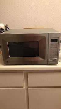 gray and black microwave oven Los Angeles, 90028