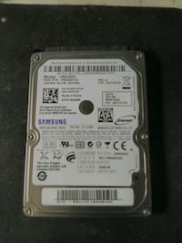 Samsung 320GB notebook HDD 5500RPM