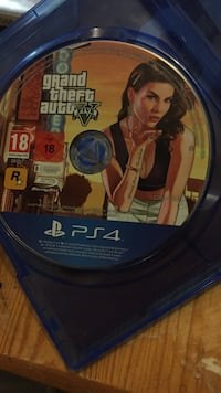 Disque de jeu Grand Theft Auto Five PS4 Toulon, 83000