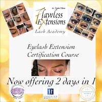 Eyelash Extensions Training Course Brampton