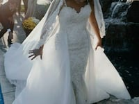 Gorgeous wedding dress from Turkey Vaughan, L4K 0H1