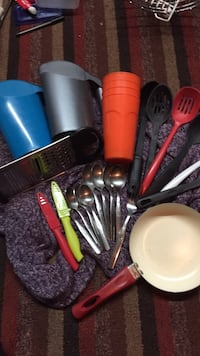 Assortment of kitchen stuff St Catharines, L2S 3M2