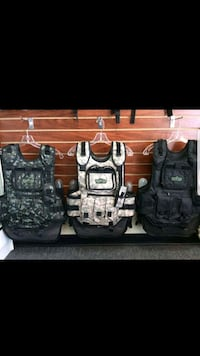 Gxg deluxe paintball vest protectors Los Angeles