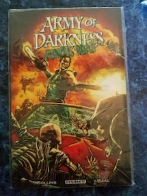 Army of Darkness Graphic Novels
