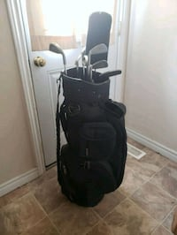 black and gray golf bag Brampton, L6V 2C1
