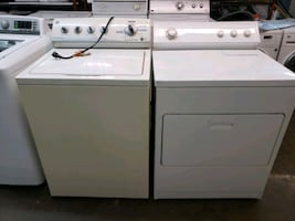 Washer and electric  Dryer set