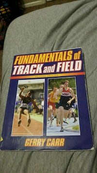 Fundamentals of Track and Field textbook Wichita, 67212