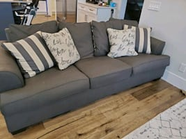2 couches from Ashley Furniture