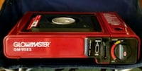 Portable gas stove 1 burner by:Glowmaster