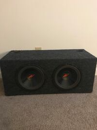 Kenwood 10in dual subwoofers  Norfolk, 23513