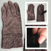 Woman's leather gloves Innisfil, L9S