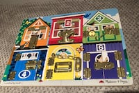 Melissa and Doug Busy Board Puzzle  Vaughan, L6A 0Y6