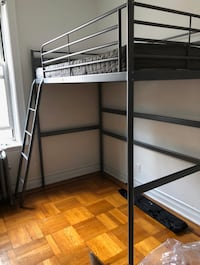 Loft Bed Frame New York, 11225