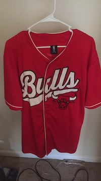 red and white Nike jersey shirt Sanford, 27332