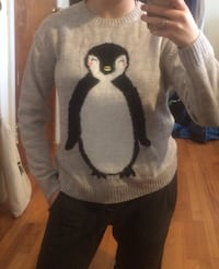 Penguin sweater Pointe-Claire, H9R