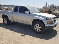 2012 CHEVROLET COLORADO EXTENDED CAB PICKUP TRUCK Colton