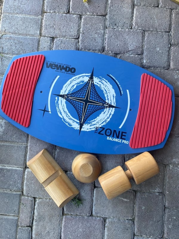 VewDo Zone Fitness Balance Board 0