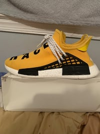Human race (yellow) size 13 8/10 condition Fairfax, 22032