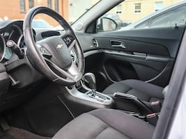 2012 CHEVROLET CRUZE LT TURBO 177,307 kms and 100%