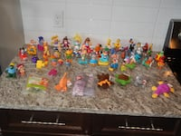 *Vintage* Small Toy Lot (x55)  3171 km