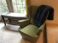 Single seater Sofa and cushion bench Fairfax, 22032