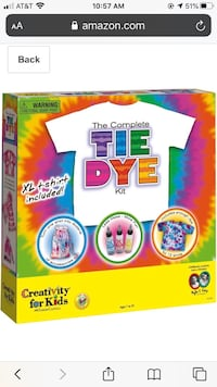 The Complete Tie Dye Kit Los Alamitos, 90720