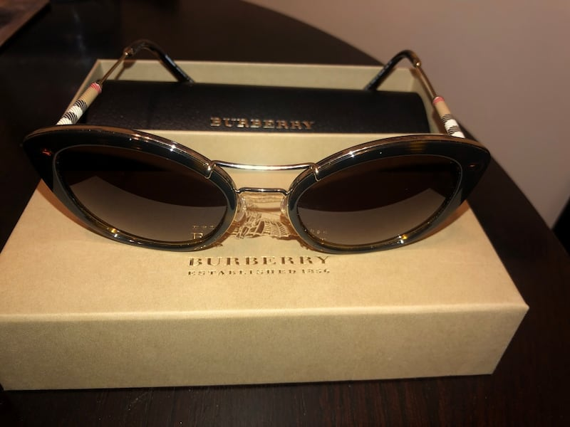 Authentic Burberry Shades 3