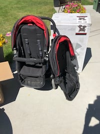 Double stroller options contour ELITE  Calgary, T2A 2A2