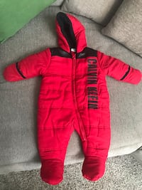 Calvin Klein 6-9 month snow suit Perry Hall, 21128