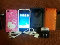 {LIKE NEW} iphone4/4 Cases Duel outlet Charger Carson City, 89701