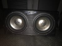 12 inch subs and a 6000 watt amp Grand Rapids, 49504
