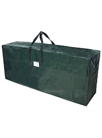 Christmas Tree Storage Bag, Large Zippered Xmas Tree Bag with 2 Reinforced Handles, Un-Assembled Artificial Christmas Tree Organizer-L 兰丘库卡蒙卡, 91737