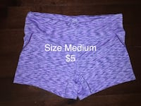 medium purple shorts North Bay, P1B 2A2