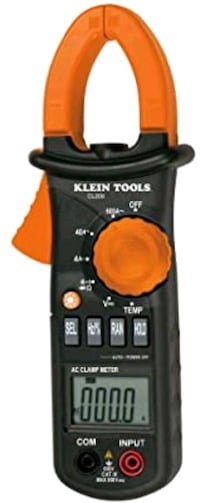 Klein Tools CL200 AC Clamp Meter with Temperature