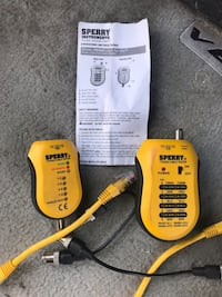 Sperry  tt64202 cable tester Wheat Ridge, 80033