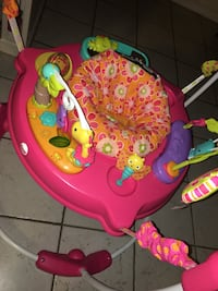 Pink peddles jumperoo Castroville, 95012