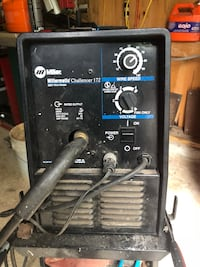 black and blue welding machine Mc Lean, 22102